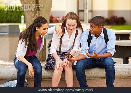 School Children, Campus