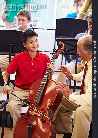 Music Lessons, Music School, Music Students, Double Bass, Music Teacher