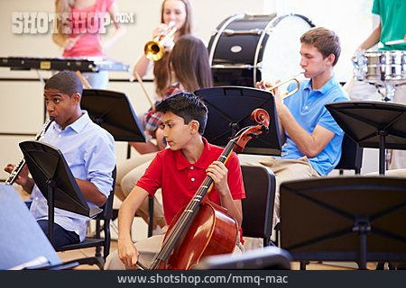 Music Lessons, Music School, Music Students