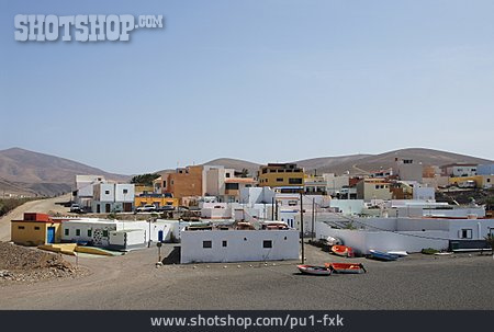 Fishing Village, Fuerteventura, Ajuy