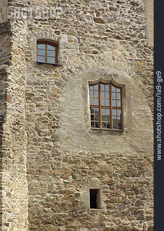 Bautzen, Stone Wall, Monk Church