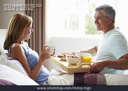 Eating & Drinking, Breakfast, Couple, Bedroom