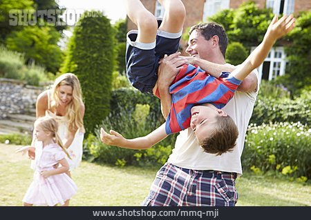 Togetherness, Playing, Family, Sort, Fool Around