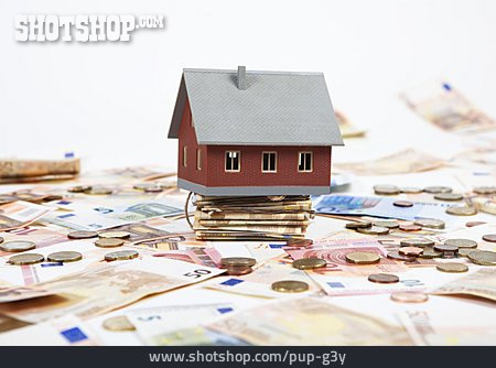 Building Construction, Savings, Mortgage Document