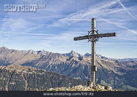 Cross, Cross, Jaufenspitze