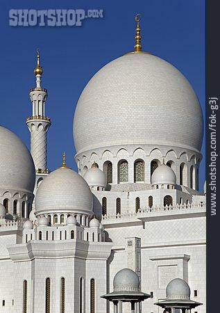 Mosque, Abu Dhabi, Sheikh Zayed Grand Mosque