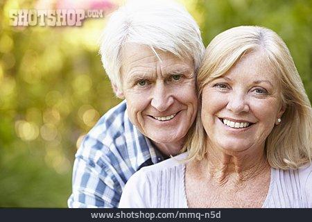 Senior, Senior, Older Couple