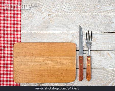 Cutlery, Breakfast Board
