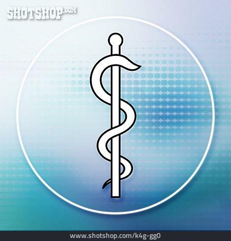 Doctor, Pharmacy, Caduceus