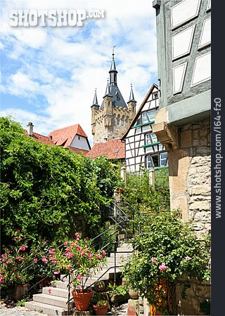 Old Town, Timbered, Bad Wimpfen