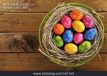 Easter Egg, Easter Nest