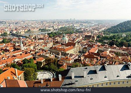 Old Town, Prague, Vltava River