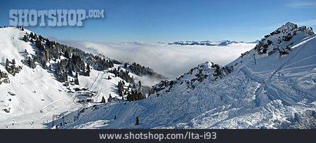 Winter Sport, Ski Resort, Ski Slope