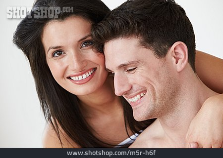 Couple, Embracing, Togetherness