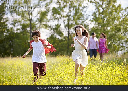 Summer, Family Outing, Nature