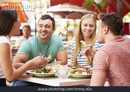 Eating & Drinking, Beer Garden, Friends