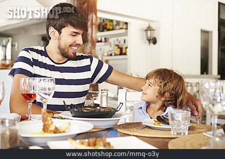 Father, Eating & Drinking, Son