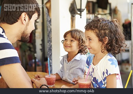 Child, Eating & Drinking, Smoothie