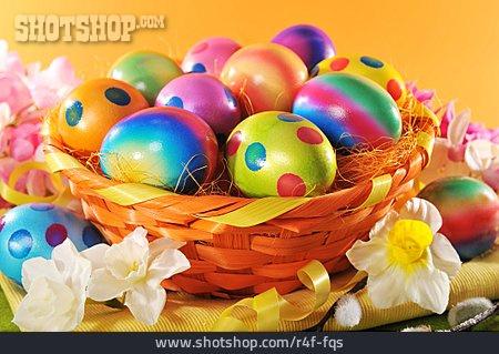 Easter Eggs, Easter Basket