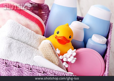 Rubber Duck, Toiletries, Baby Care