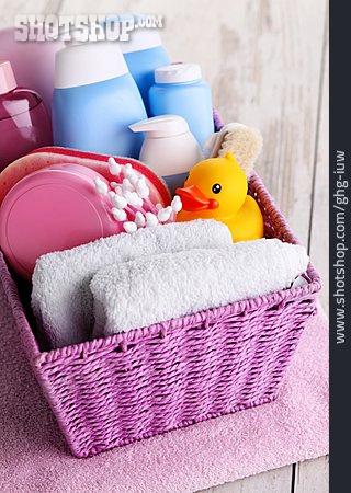 Rubber Duck, Toiletries