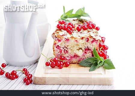 Batter, Fruit Cake, Currant Cake