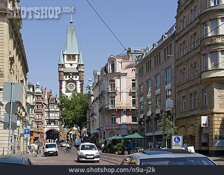 Urban Life, Freiburg Im Breisgau, Martins Gate