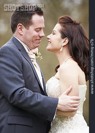 Love, Wedding, Bridal Couple
