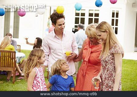 Fixed, Kinship, Family Fest, Garden Party