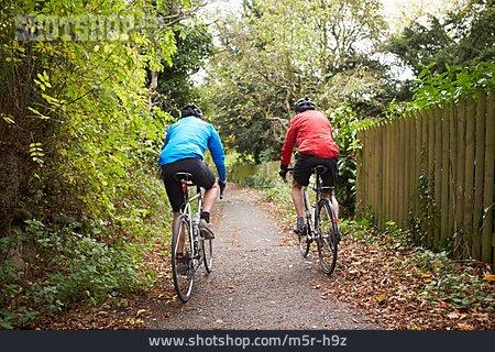 Path, Cyclists, Cycling