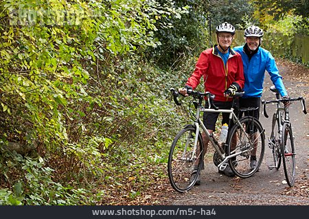 Cyclists, Cycling