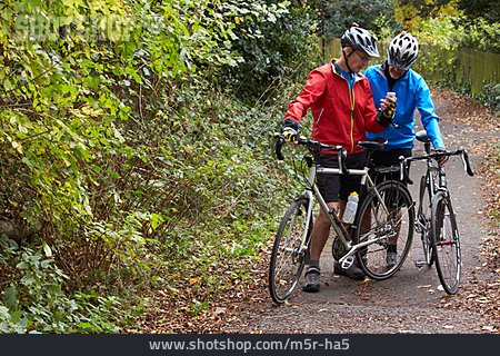 Route, Cyclists, Cycling, Bicycle Tour
