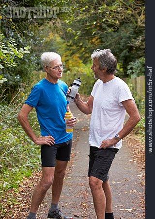 Active Seniors, Break, Runner