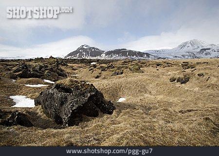 Landscape, Iceland, Snaefellsnes