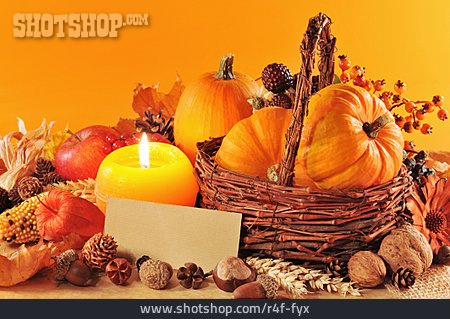 Harvest Festival, Whicker Basket