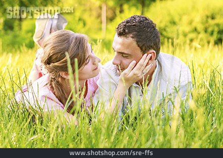 Couple, Loving, Together