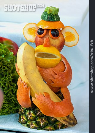 Monkey Figure
