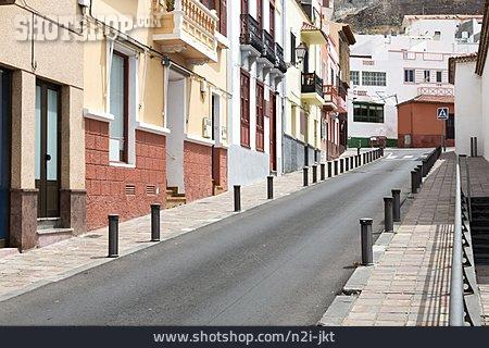 Village, Alley, La Gomera
