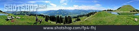 Salvensee, Hochbrixen, Hopfgarten