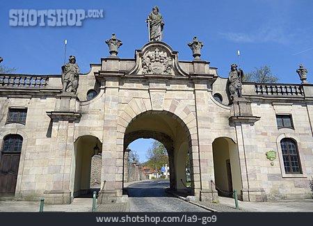 Gate, City Gate, Paulustor