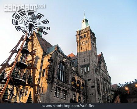 New Town Hall, Chemnitz