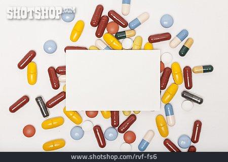 Copy Space, Medicine, Pill, Pills
