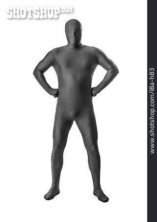 Anonymous, Incognito, Phantom, Body Suit