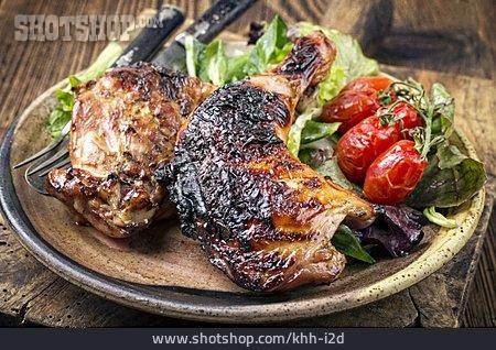 Chicken Thigh, Rustic