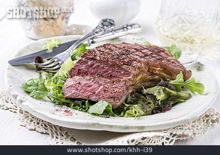 Steak, Rumpsteak, Côte De Beauf