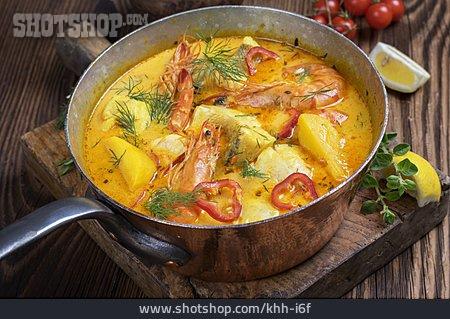 Soup, Fish Stew, Moqueca
