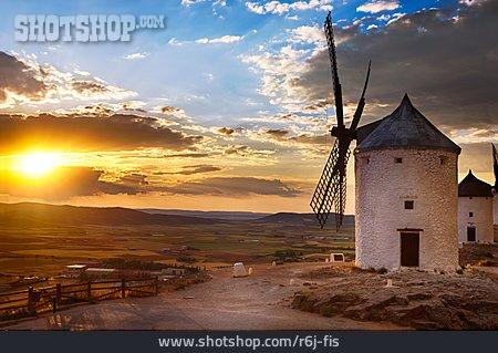 Windmill, Consuegra