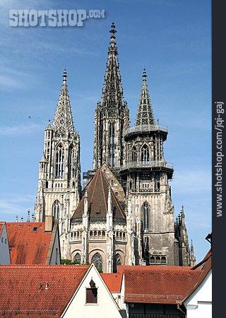 Muenster, Ulm Cathedral, Ulm