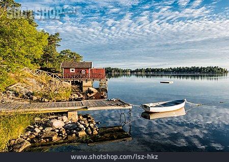Baltic Sea, Sweden, Archipelago