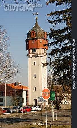 Water Tower, Freiberg